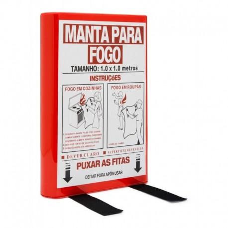 Manta Apaga-Fogos 1,20m x 1,80m