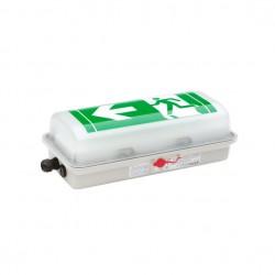 Emergência LED ATEX E856