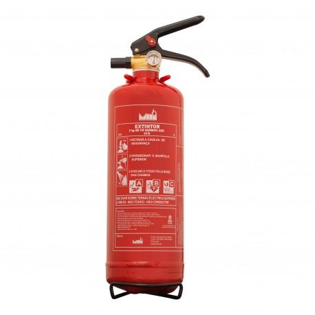 Extintor Pó 2kg