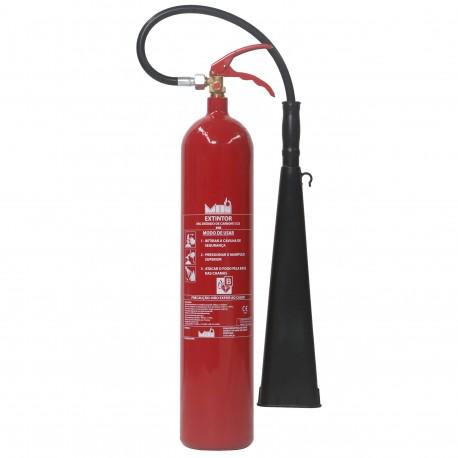 Extintor Co2 5kg