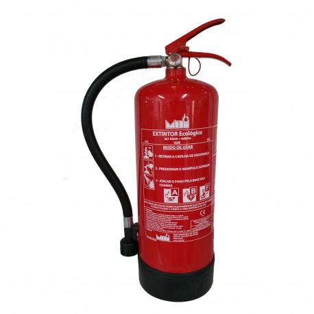 Extintor Água 6 Lt