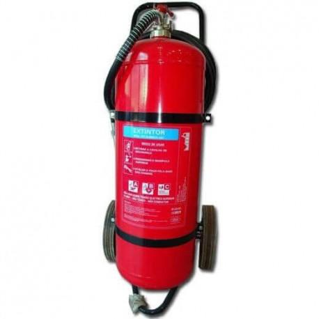 Extintor Pó Químico 50kg
